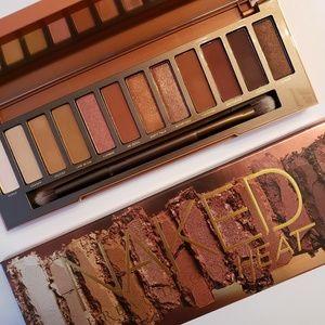 Urban Decay Naked HEAT Eyeshadow Palette, UD